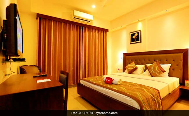 OYO operates 7,000 hotels and 70,000 rooms in more than 200 Indian cities.