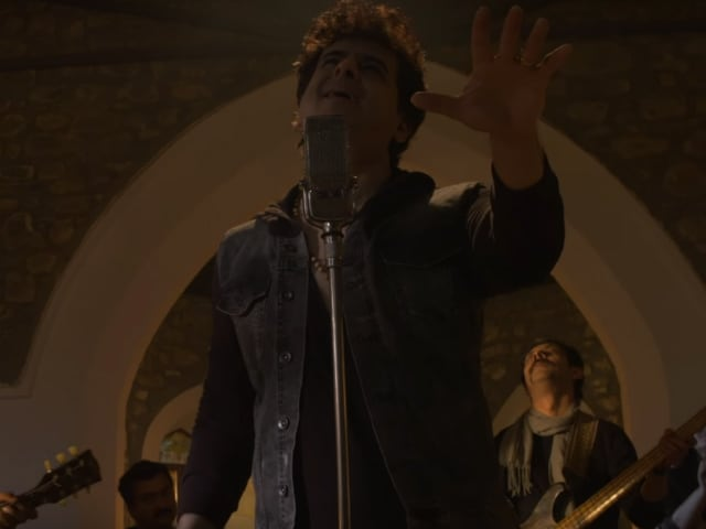 Palash Sen Trends For Hindi Rock Song Jesus, The Lord Has Risen