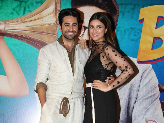 Parineeti Chopra-Ayushmann Khurrana's 'Afeemi' chemistry will make you fall in love