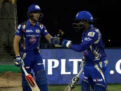IPL Live Cricket Score, MI vs RPS: Buttler Falls To Stokes As Mumbai Chase 161 For Win vs Pune