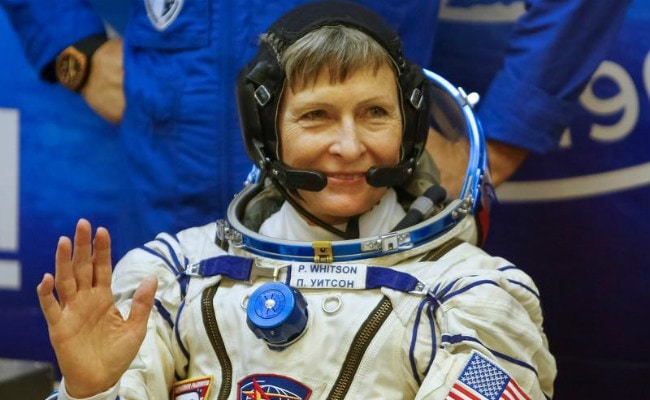NASA's Peggy Whitson Takes  Command Of Space Station