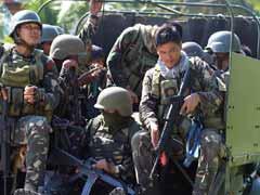 4 Gunmen Killed In Hunt For Philippine Terrorists