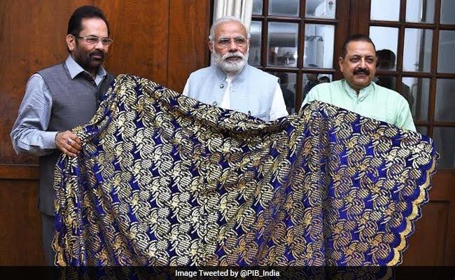'Chaadar' Offered On PM Narendra Modi's Behalf At Chishti's Dargah
