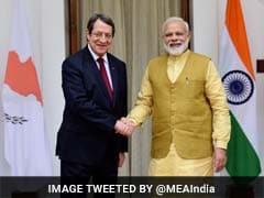 PM Narendra Modi, Cyprus President Nicos Anastasiades Hold Bilateral Talks