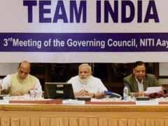 From Irrigation To Olympic Medals: Niti Aayog Draws Up Roadmap For Growth