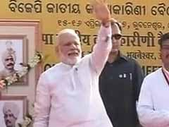 With Eye On East, PM Modi Arrives For BJP National Executive In Odisha