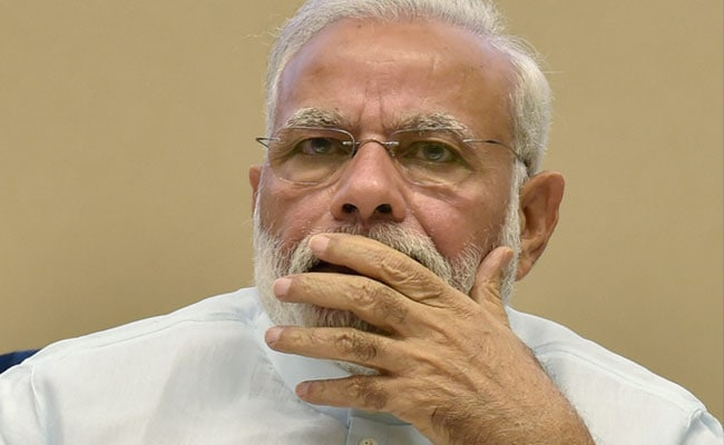 PM Modi Takes Stock Of GST Readiness, Steps To Check Black Money