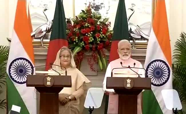 PM Narendra Modi Announces $4.5 Billion Line Of Credit For Bangladesh