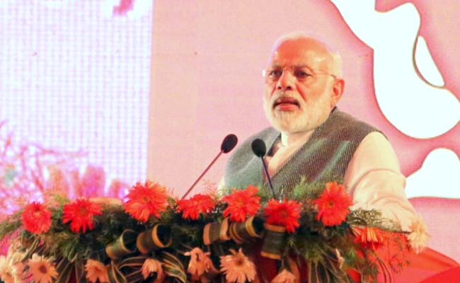 Prime Minister Narendra Modi Pitches For Justice To Muslim Women