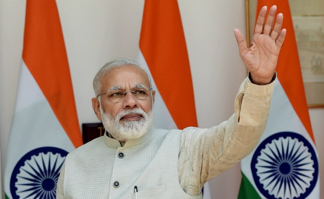 PM Modi Talks Of New 'Quit India', This Time For Communalism, Casteism And Poverty