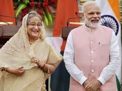 Resolution Of Teesta Will Transform India-Bangladesh Ties: Sheikh Hasina