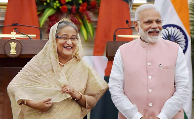 PM Narendra Modi, Sheikh Hasina 'Step Down', He Said. Everyone Laughed