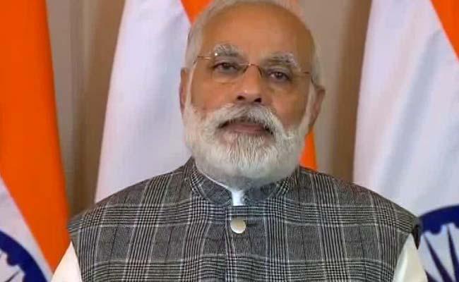 प्रधानमंत्री नरेंद्र मोदी ने जलियांवाला बाग हत्याकांड के शहीदों को दी श्रद्धांजलि