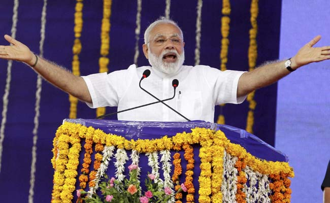 'Every Indian Special, Every Indian A VIP,' Says PM Modi On Lal Batti Ban