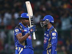 IPL 2017: Kieron Pollard Scripts Dramatic MI Win After Samuel Badree