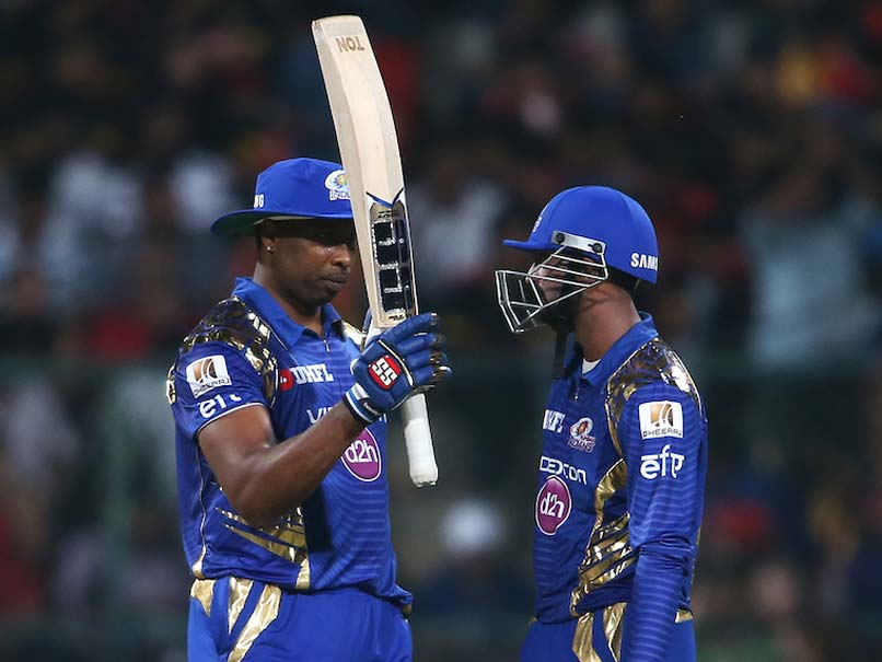 IPL 2017: Kieron Pollard Scripts Dramatic MI Win After Samuel Badree's Hat-Trick