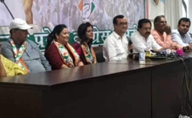 कीर्ति आजाद की पत्नी पूनम आजाद ने कांग्रेस ज्वाइन की, शीला दीक्षित के खिलाफ लड़ चुकी हैं चुनाव