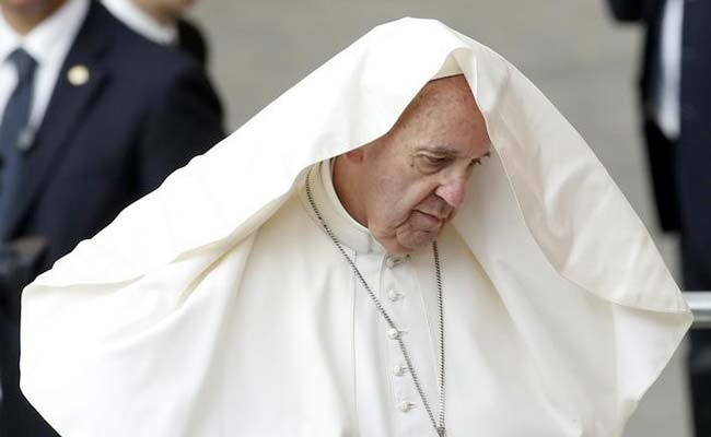 Teenager From New Jersey Pleads Guilty In Plot To Assassinate Pope Francis