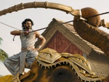 <i>Baahubali: The Conclusion</i> Song <i>Saahore Baahubali</i> Gives Prabhas' Fabulous Introduction
