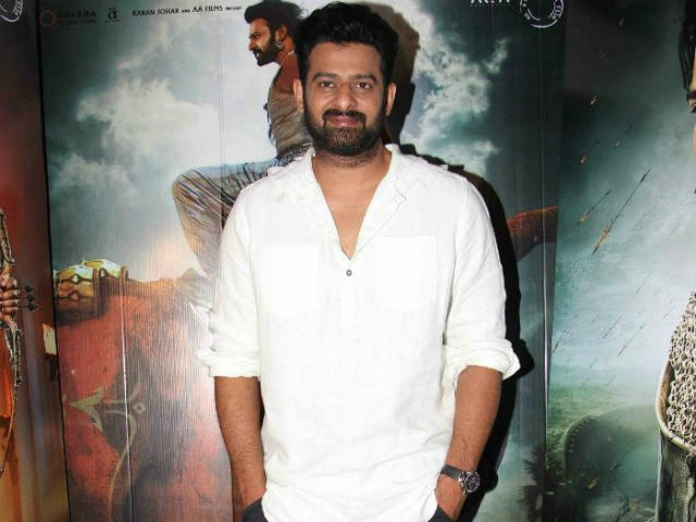 Click Here For Details About Prabhas' Next Film Saaho