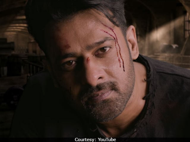 Ahead Of Baahubali: The Conclusion, Prabhas Surprises With Saaho Teaser