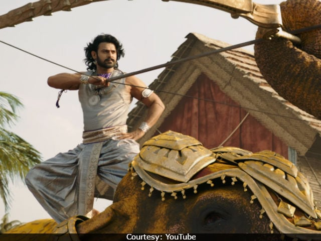 Baahubali: The Conclusion Song Saahore Baahubali Gives Prabhas' Fabulous Introduction