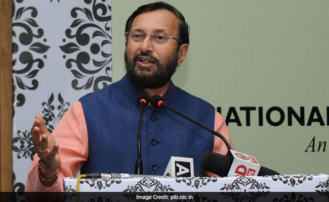 Prakash Javadekar Inaugurates One Day National Consultation On Revised Accreditation Framework