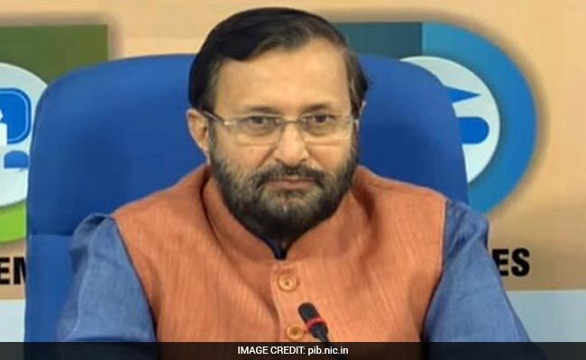 NCERT Syllabus To Be Reduced By Half From 2019 Academic Session Prakash Javadekar