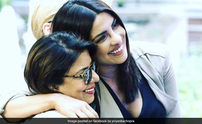 Tips From Priyanka Chopra's Mother On How Working Moms Can Take Care Of Their Health