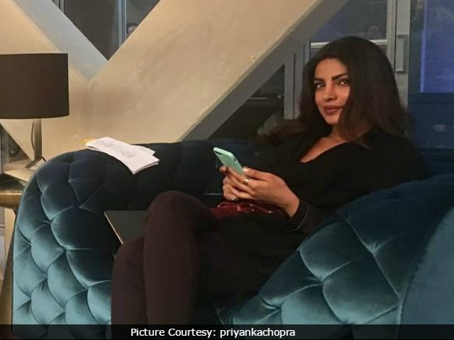 Priyanka Chopra Will Seriously Miss Being In New York. Her Tweet Says So