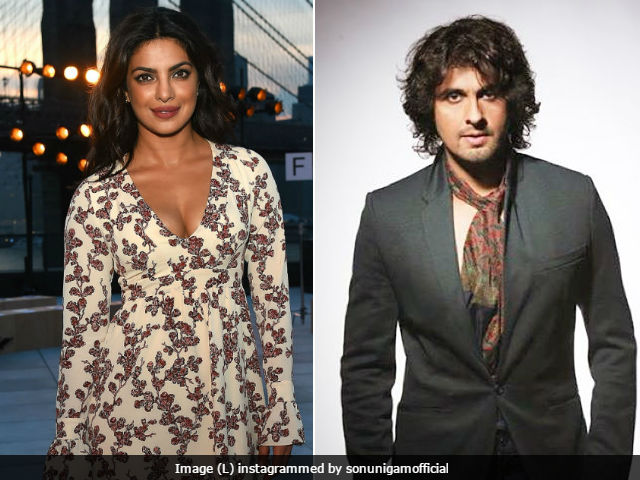 Priyanka Chopra Has Been Dragged Into Controversy Over Sonu Nigam's Tweets