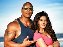 Priyanka Chopra 'Perfect Choice' For <i>Baywatch</i>, Says Co-Star Dwayne 'The Rock' Johnson