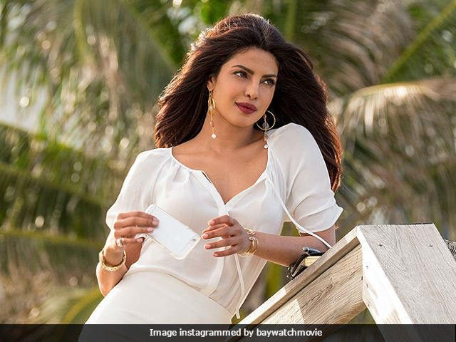 Baywatch Poster: Priyanka Chopra Has 'Looks That Could Kill'
