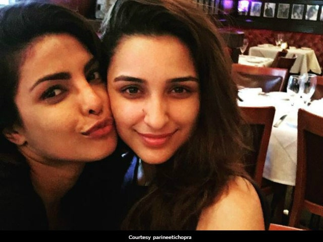 Parineeti Chopra Says Priyanka Chopra Texted Her 'First' After Meri Pyaari Bindu Song
