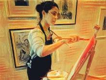 After Acting And Singing, Priyanka Chopra Tries Her Hand At Painting