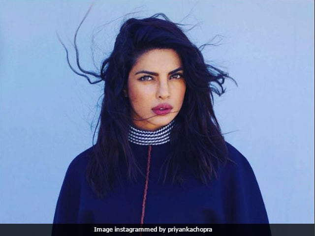 After Acting And Singing, Priyanka Chopra Tries Her Hand At Painting