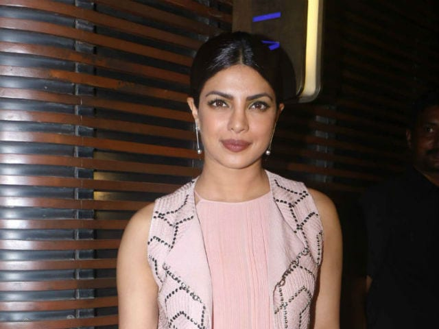 Priyanka Chopra's Second Party In A Row. Guests Include Kangana Ranaut And Rekha