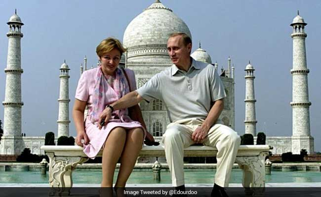 Putin's Ex-Wife Returns To The Spotlight With A Dashing Young Husband And A Fancy French Villa