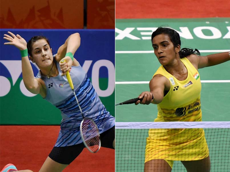 Highlights, India Open 2017 Final: PV Sindhu Beats Carolina Marin 21-19, 21-16