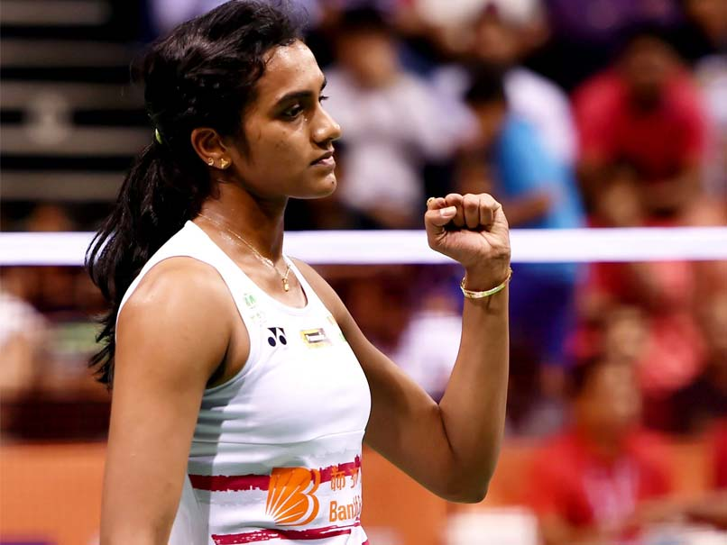 PV Sindhu Beats 2nd Seed Sung Ji Hyun To Enter Maiden India Open Final
