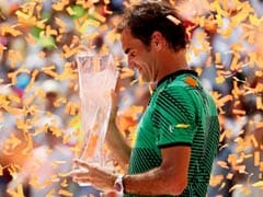 Roger Federer Downs Rafael Nadal To Win Miami Open