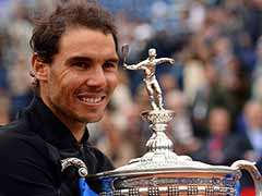 Red-Hot Rafael Nadal Wins 10th Barcelona Open Title