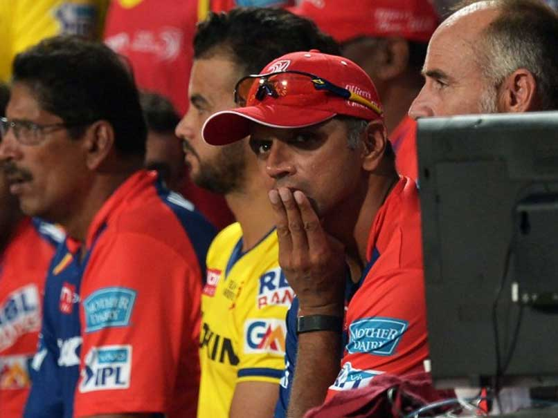 IPL 2017: Rahul Dravid Backs Delhi Daredevils Youngsters To Come Good