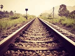 17-Year-Old Found Dead On Train Tracks In UP, Family Suspects Foul Play