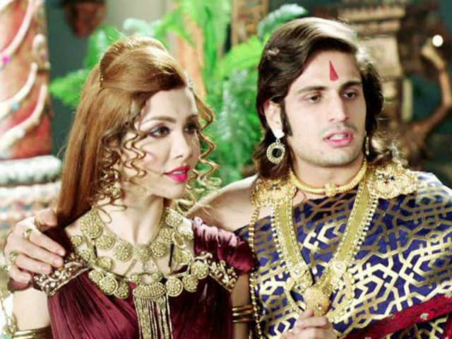 Actor Rajat Tokas Dismisses Rumours He's Dating Chandra Nandini Co-Star Tanu Khan