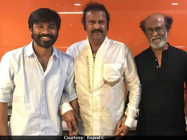 Rajinikanth Suggests Telugu Remake Of Dhanush's Power Paandi With Mohan Babu
