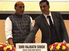 शहीदों के परिवारों की आर्थिक मदद के लिए अक्षय कुमार के आइडिया पर लगी मुहर, 'भारत के वीर' ऐप लॉन्च