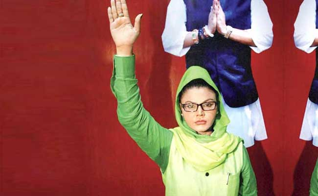 Rakhi Sawant Arrested For Objectionable Comment On Sage Valmiki: Reports