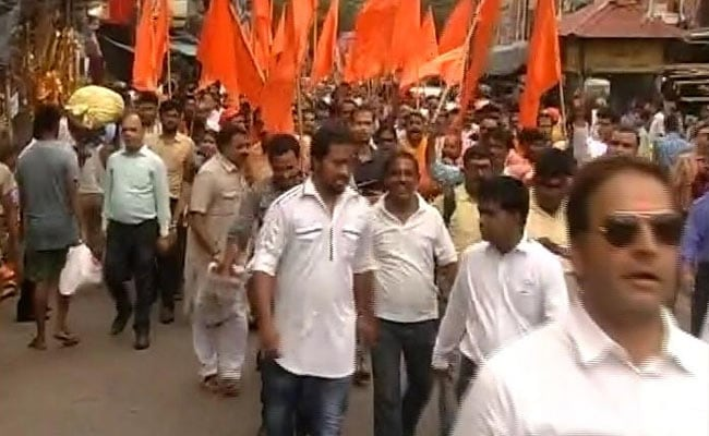West Bengal BJP Chief Dilip Ghosh Says Ram Navami Rallies Will Be Armed