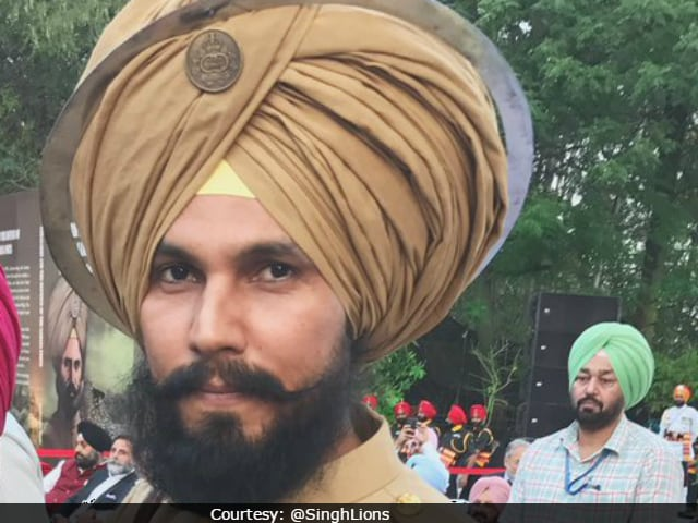 Battle Of Saragarhi: Randeep Hooda's Look Is Revealed